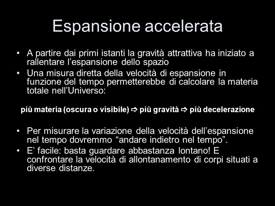 Espansione accelerata