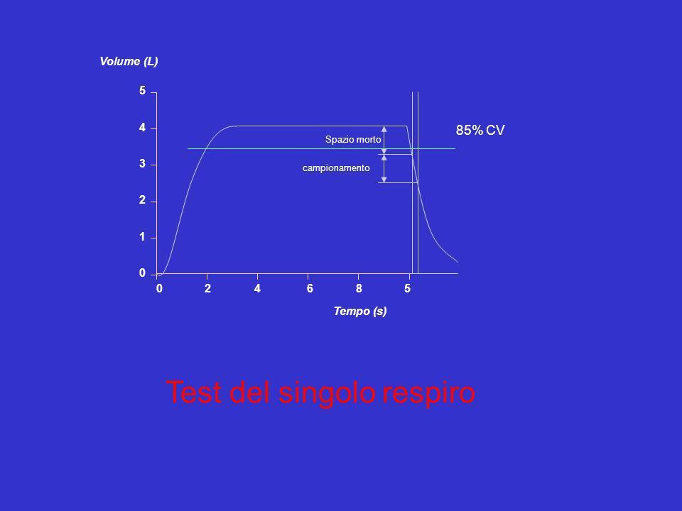 Test del singolo respiro