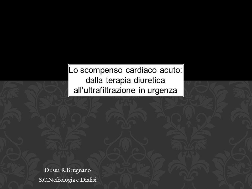 Dr.ssa R.Brugnano S.C.Nefrologia e Dialisi