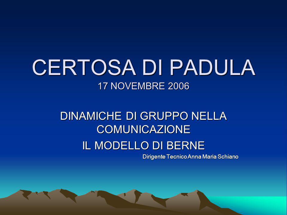 CERTOSA DI PADULA 17 NOVEMBRE 2006