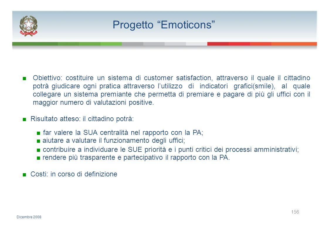 Progetto Emoticons