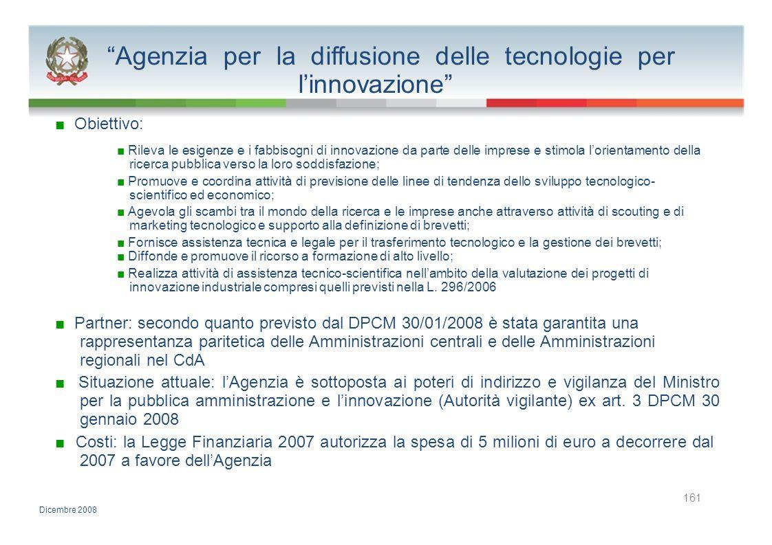 Agenzia per la diffusione delle tecnologie per l'innovazione