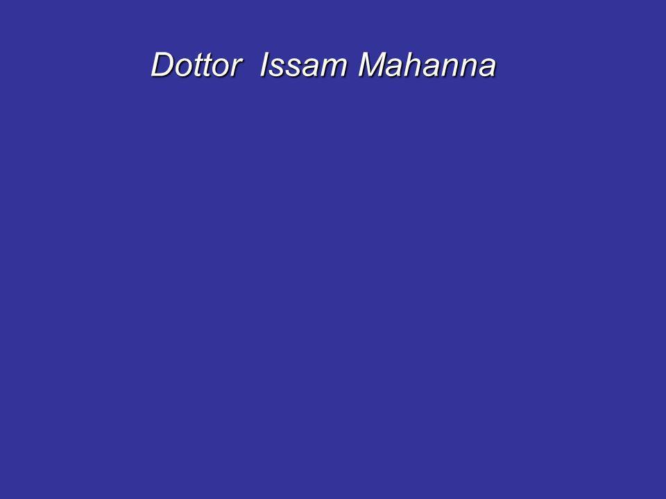Dottor Issam Mahanna