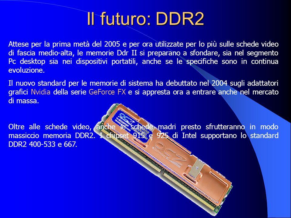 Il futuro: DDR2