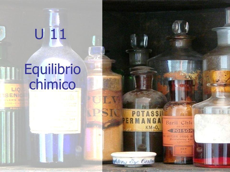 U 11 Equilibrio chimico