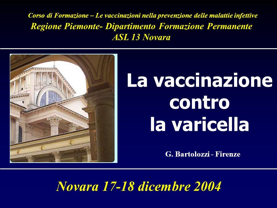 Regione Piemonte- Dipartimento Formazione Permanente
