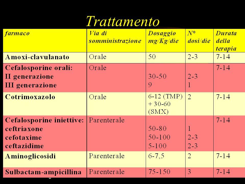 Trattamento Pediatria Borgomanero - 23 ottobre 2004