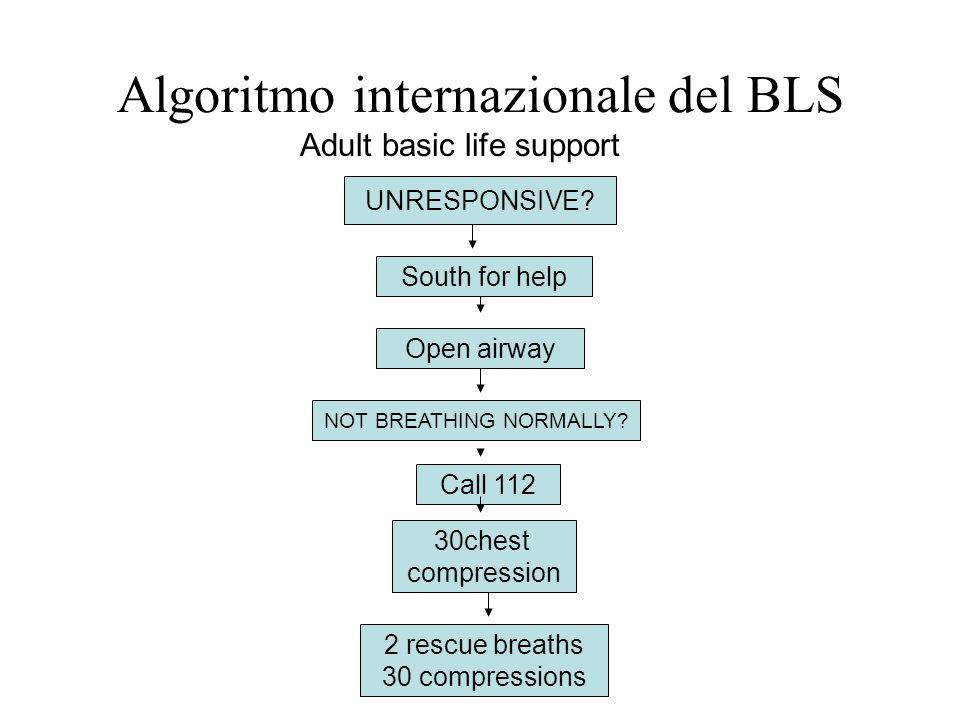 Algoritmo internazionale del BLS