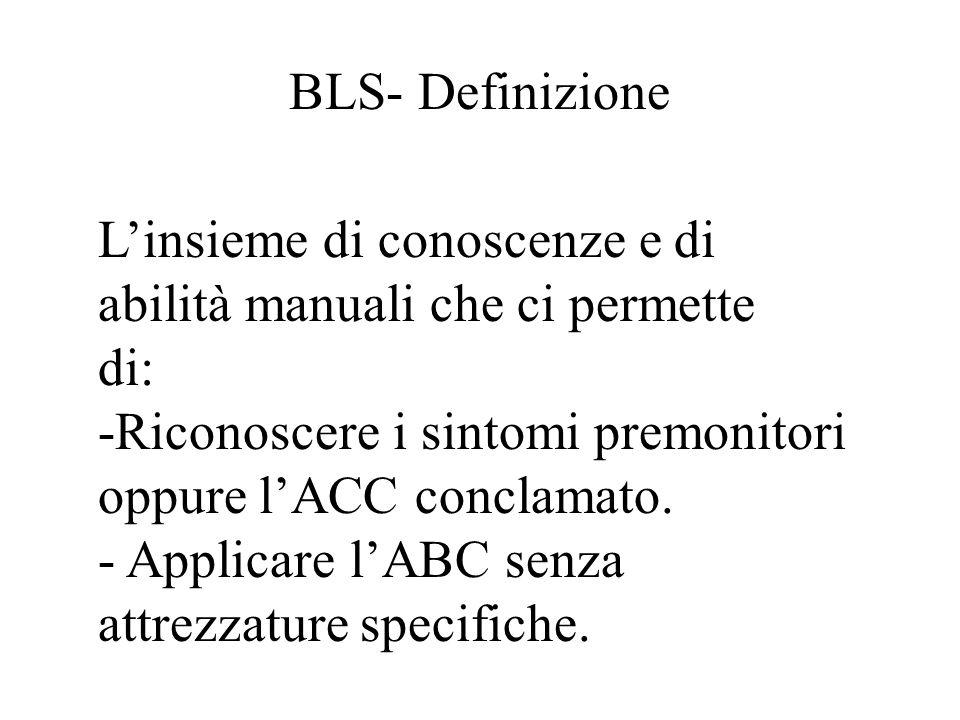 BLS- Definizione