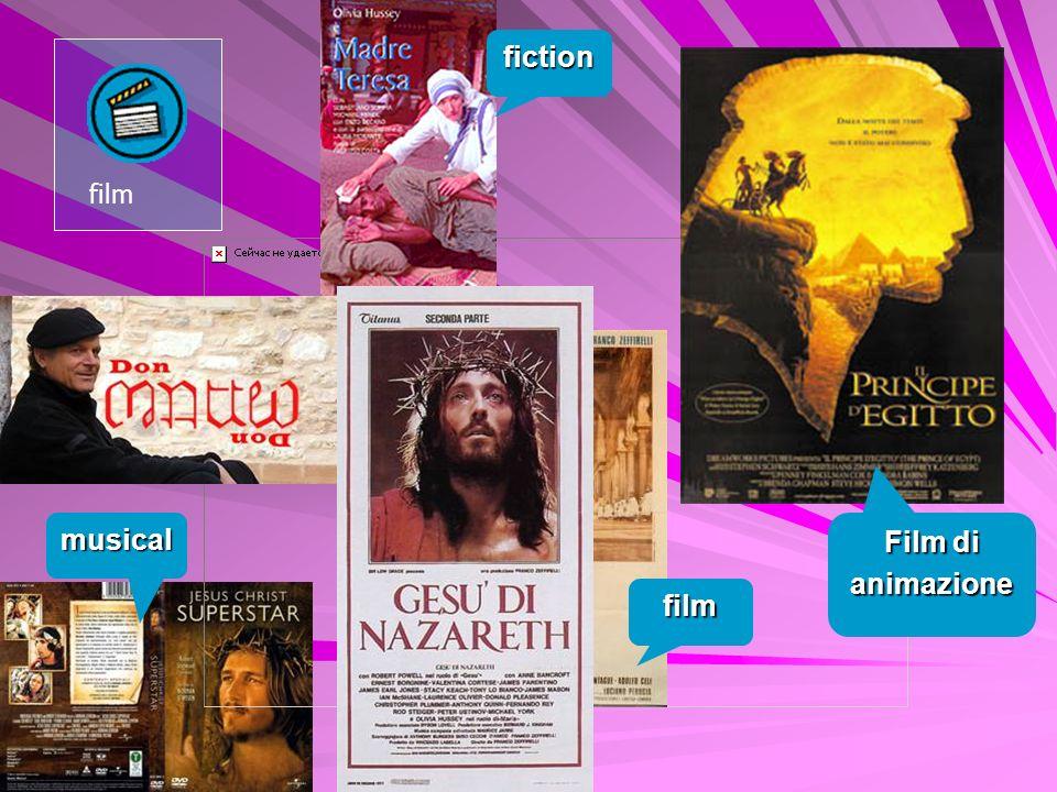 fiction musical Film di animazione film