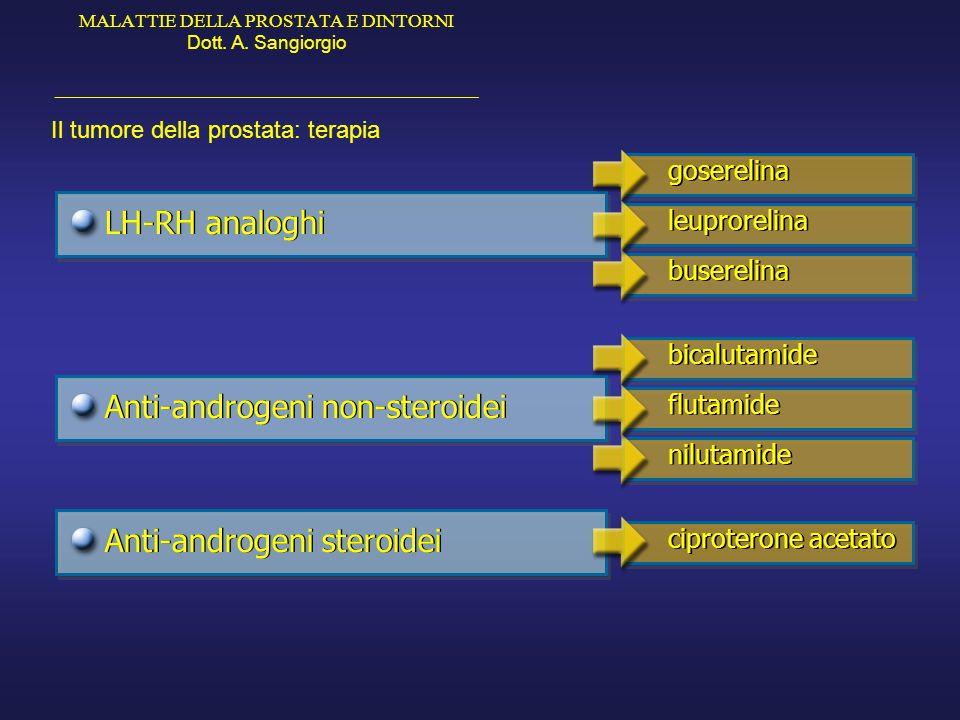 Anti-androgeni non-steroidei