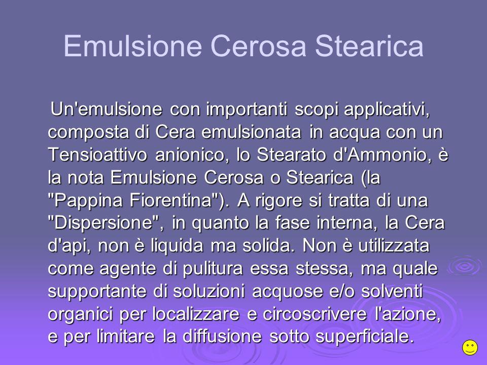 Emulsione Cerosa Stearica