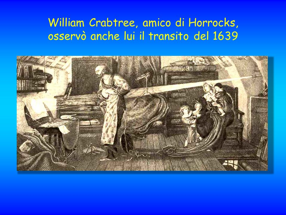 William Crabtree, amico di Horrocks,