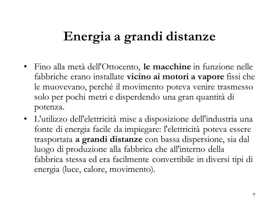 La seconda rivoluzione industriale ppt video online scaricare - Diversi tipi di energia ...