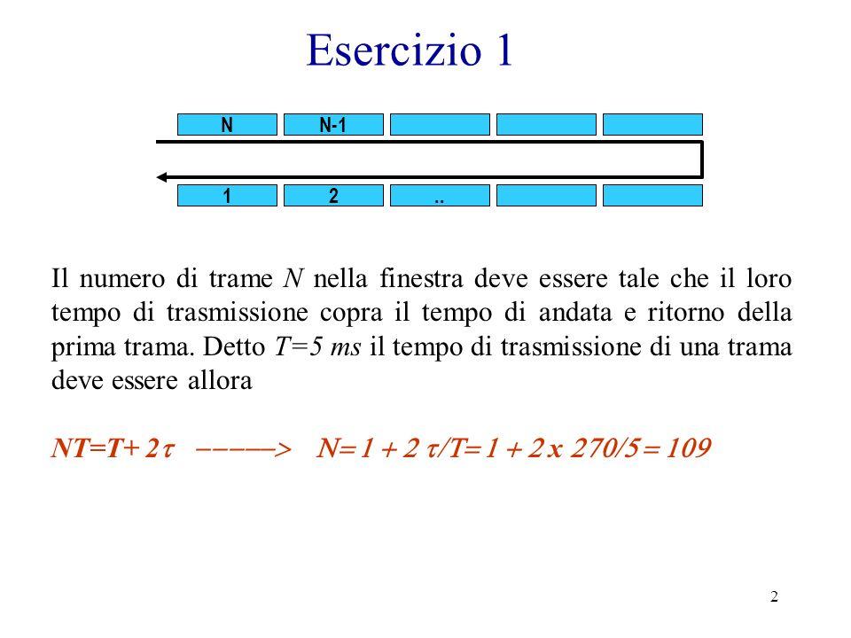 Esercizio 1 N. N-1. 1. 2. ..