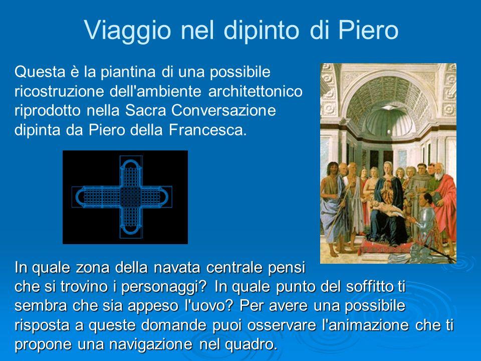 Viaggio nel dipinto di Piero