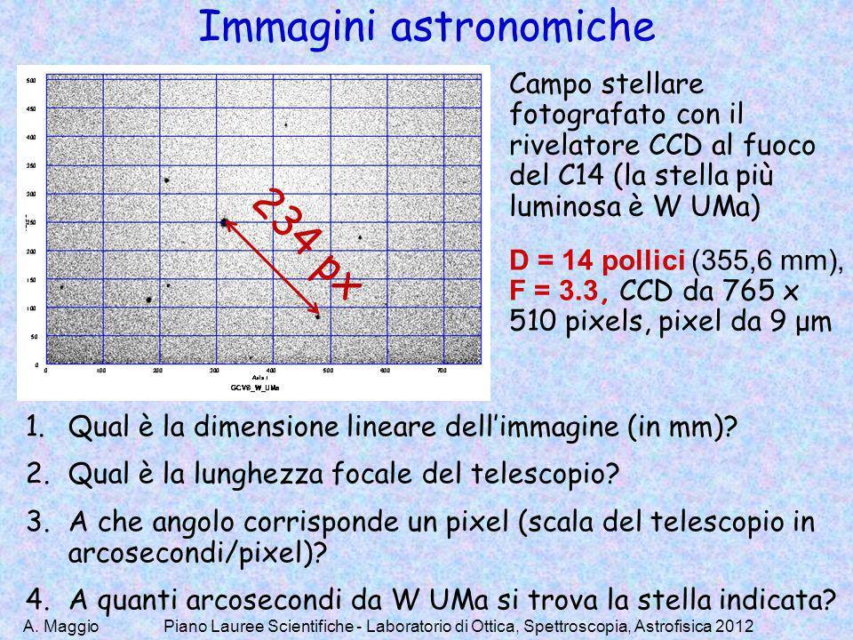 Immagini astronomiche