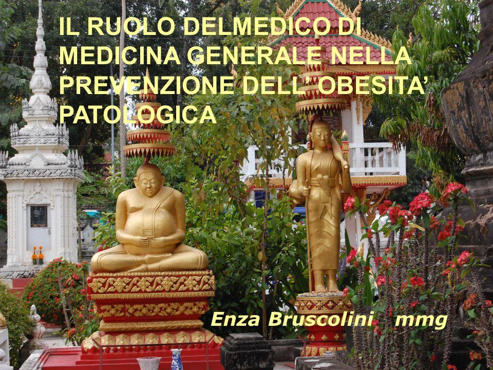 IL RUOLO DELMEDICO DI MEDICINA GENERALE NELLA PREVENZIONE DELL' OBESITA' PATOLOGICA