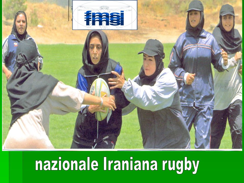 nazionale Iraniana rugby
