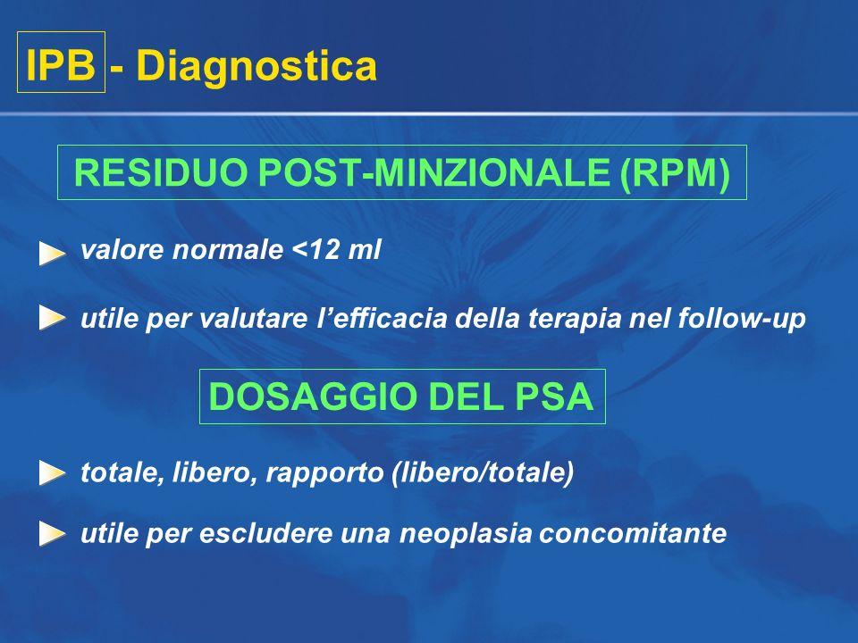 RESIDUO POST-MINZIONALE (RPM)