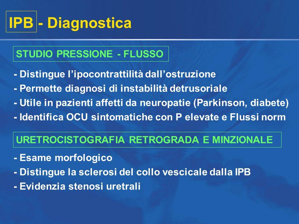 IPB - Diagnostica STUDIO PRESSIONE - FLUSSO