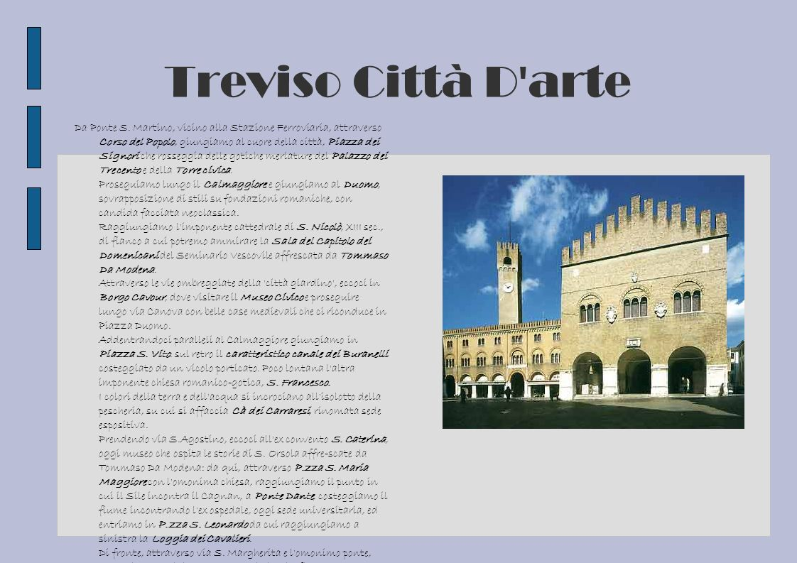 Treviso Città D arte