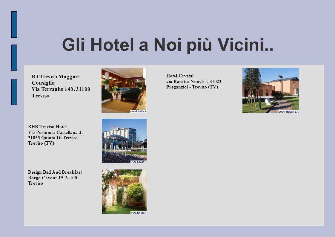 Gli Hotel a Noi più Vicini..