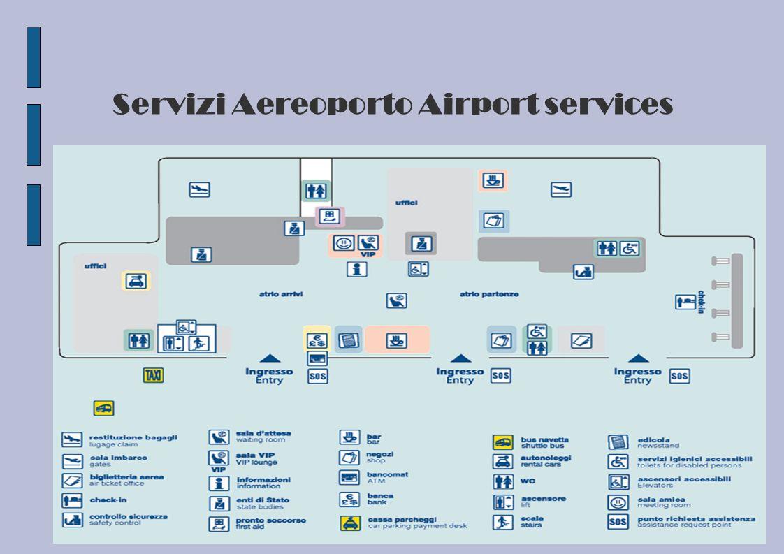 Servizi Aereoporto Airport services