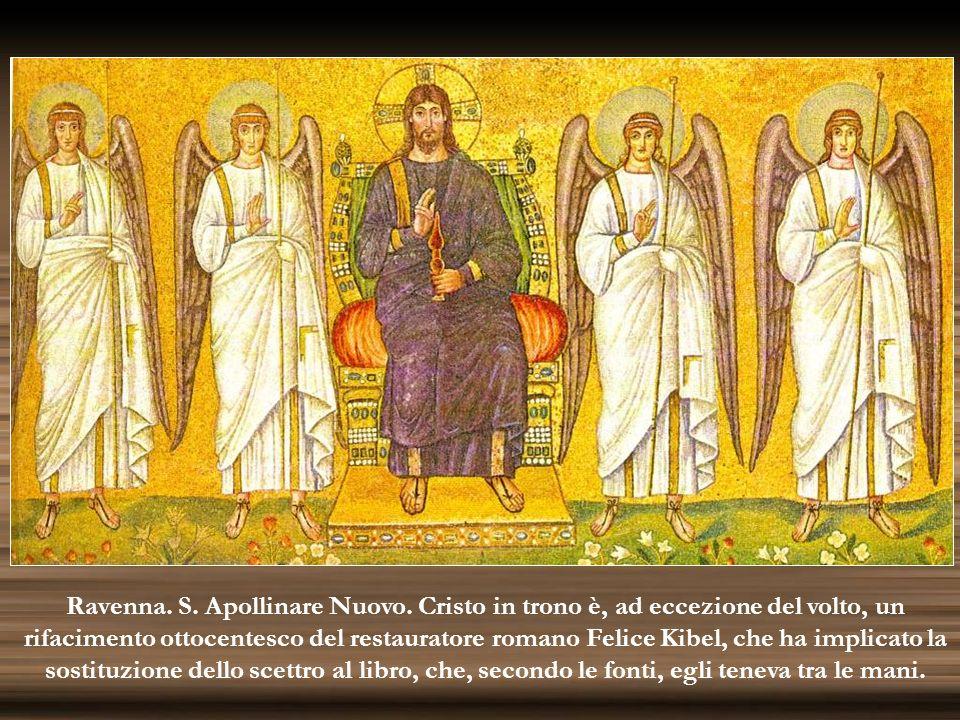 Ravenna. S. Apollinare Nuovo