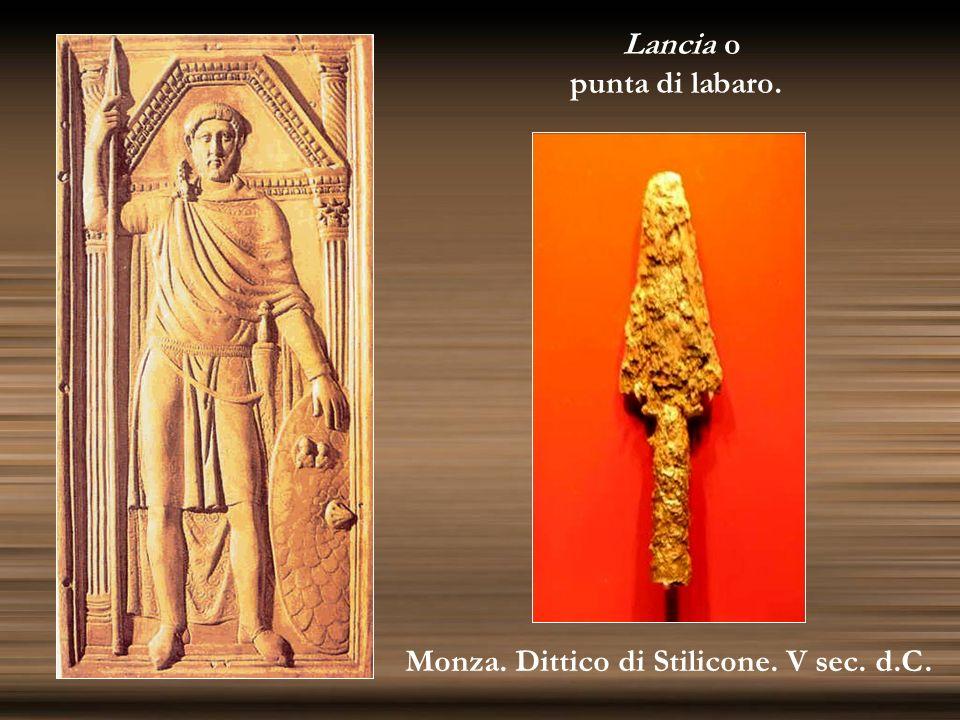 Monza. Dittico di Stilicone. V sec. d.C.