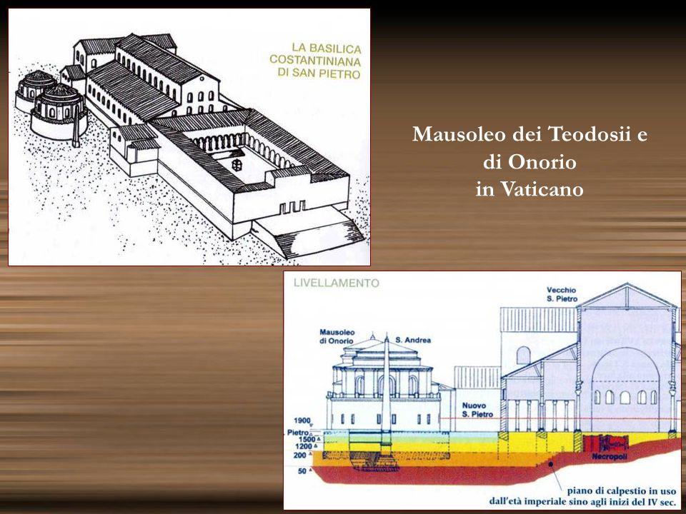 Mausoleo dei Teodosii e di Onorio