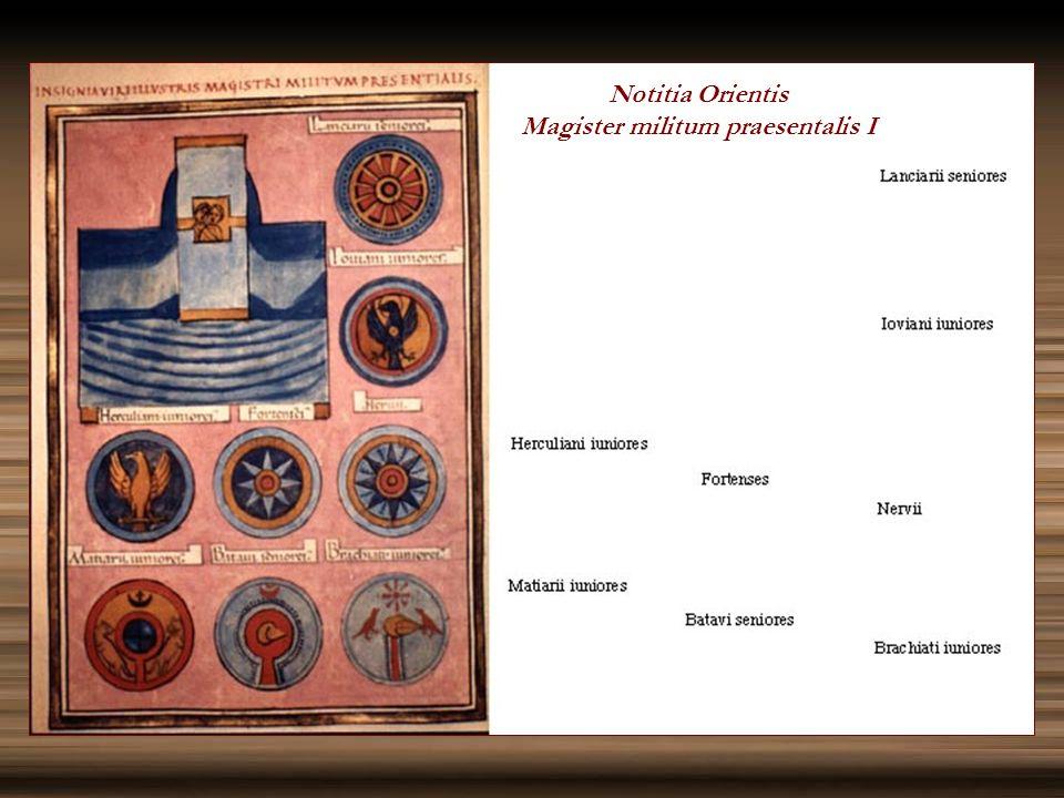 Magister militum praesentalis I