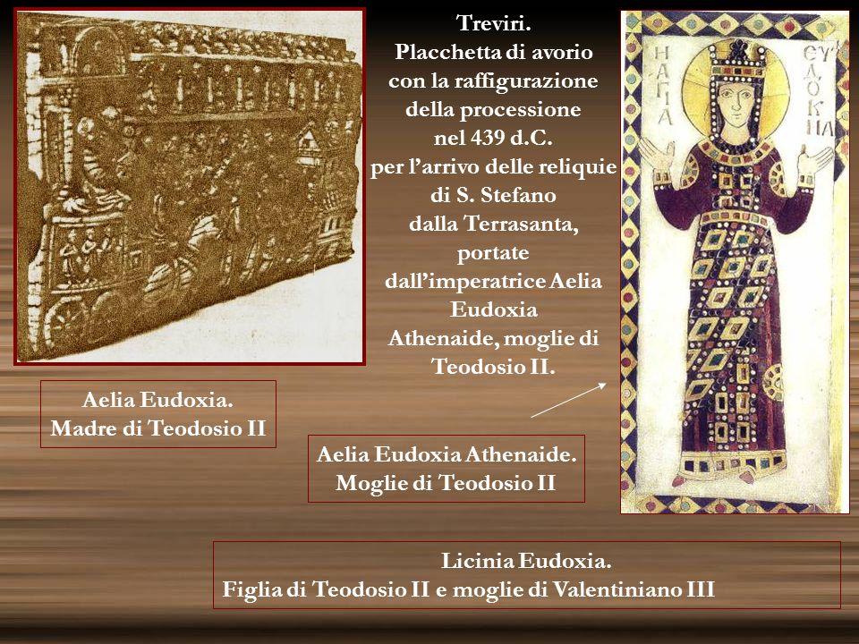 per l'arrivo delle reliquie di S. Stefano dalla Terrasanta, portate