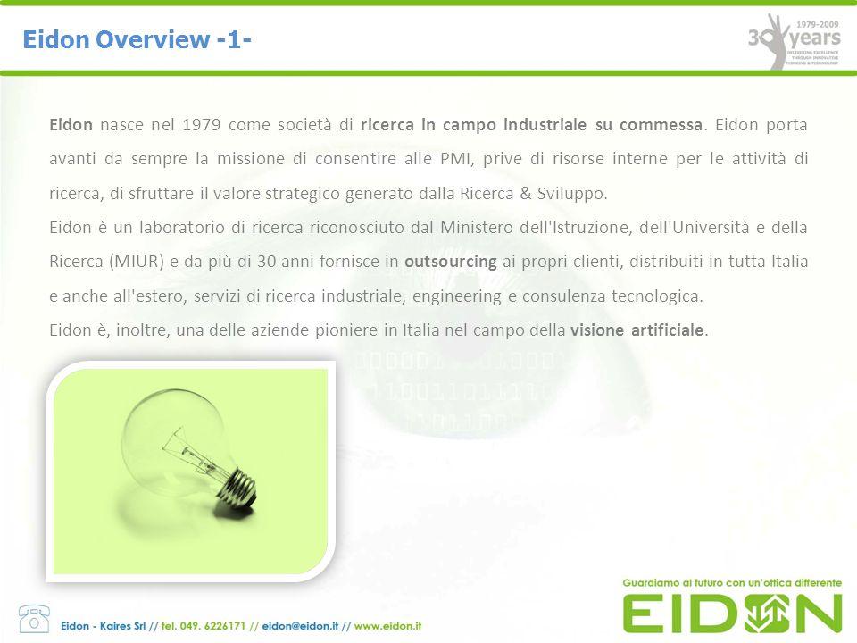 Eidon Overview -1-