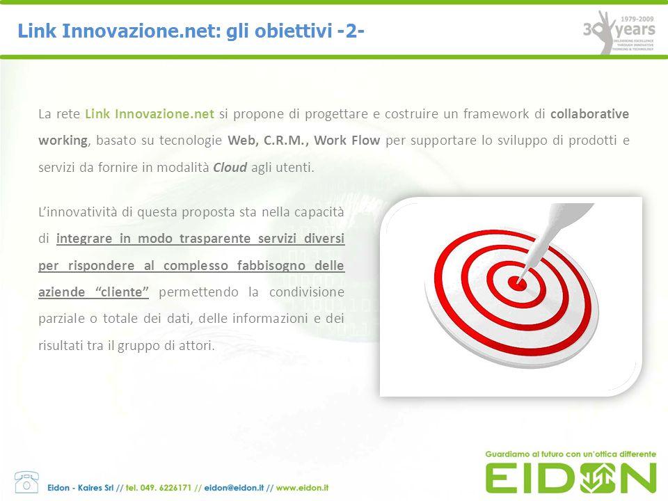 Link Innovazione.net: gli obiettivi -2-