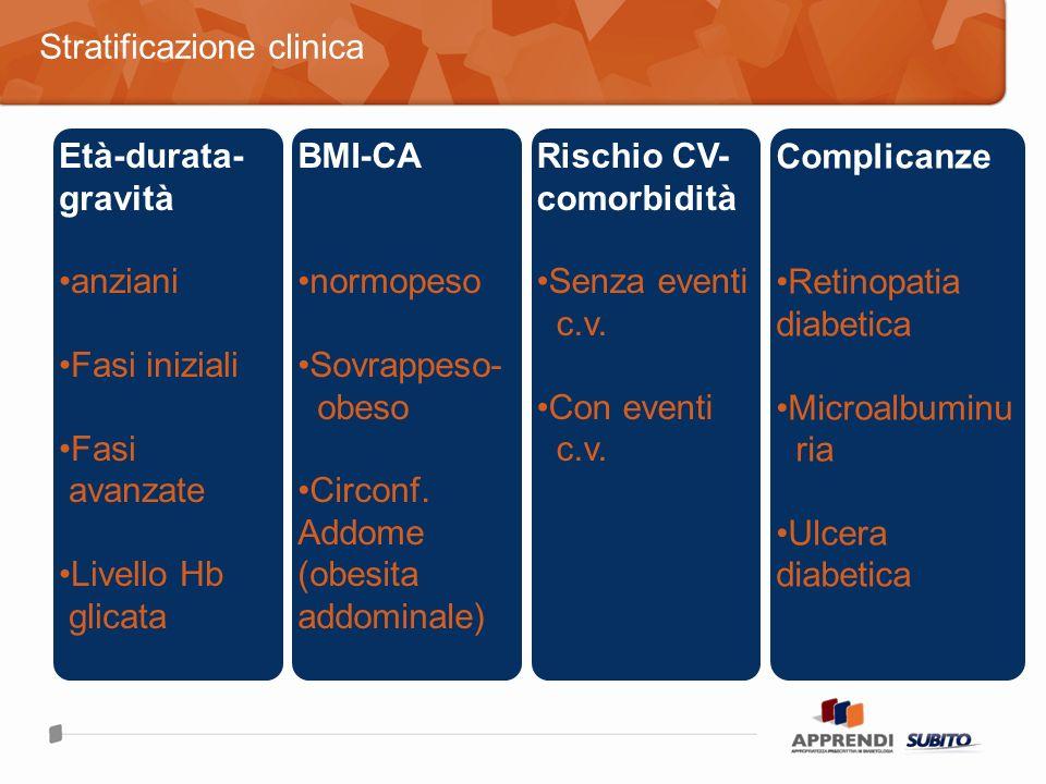 Stratificazione clinica