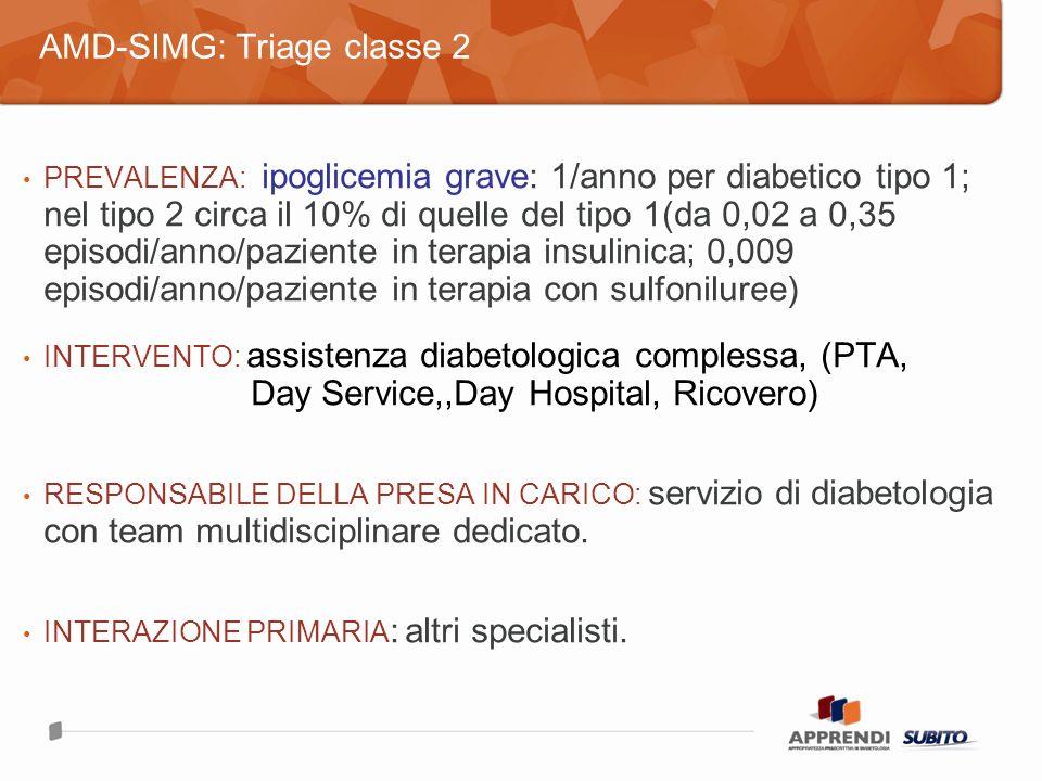 AMD-SIMG: Triage classe 2