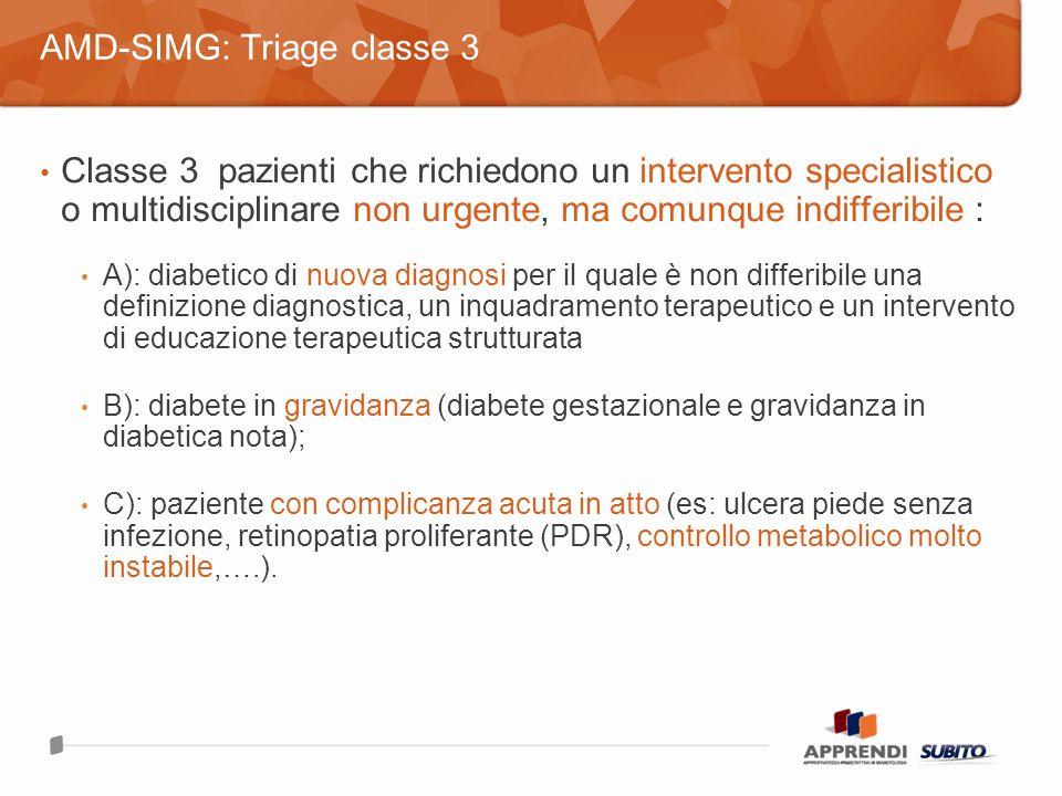 AMD-SIMG: Triage classe 3