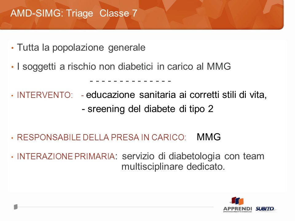 AMD-SIMG: Triage Classe 7