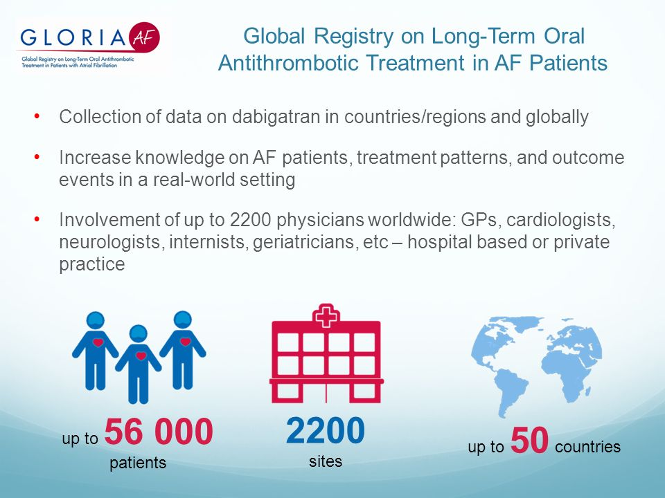 Global Registry on Long-Term Oral