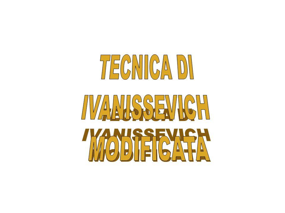 TECNICA DI IVANISSEVICH MODIFICATA