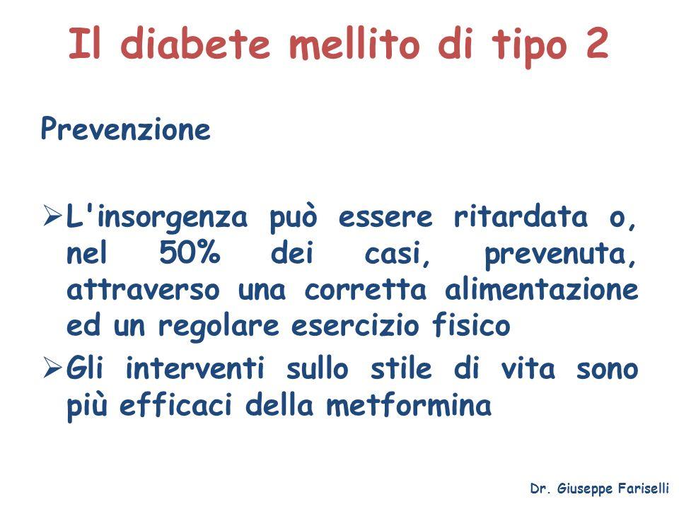 Il diabete mellito di tipo 2