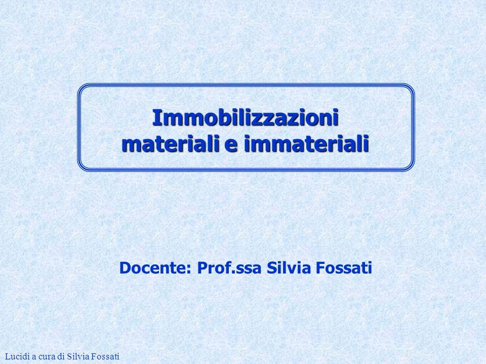 materiali e immateriali