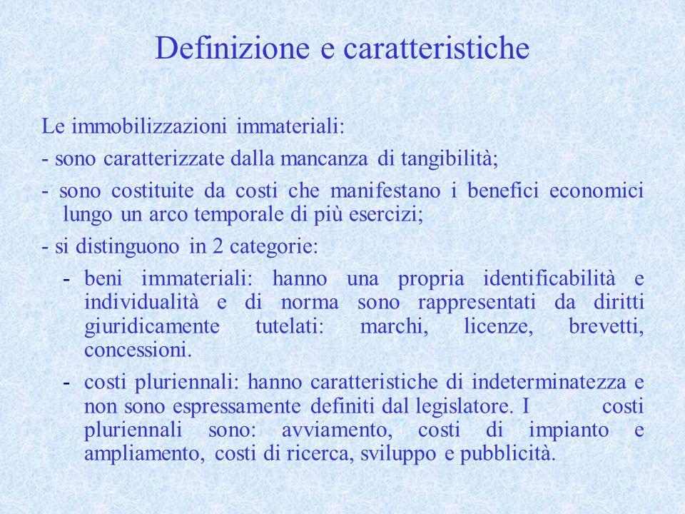 Definizione e caratteristiche