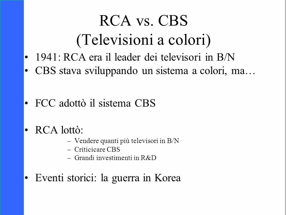 RCA vs. CBS (Televisioni a colori)
