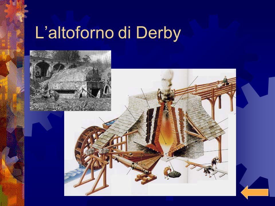 L'altoforno di Derby