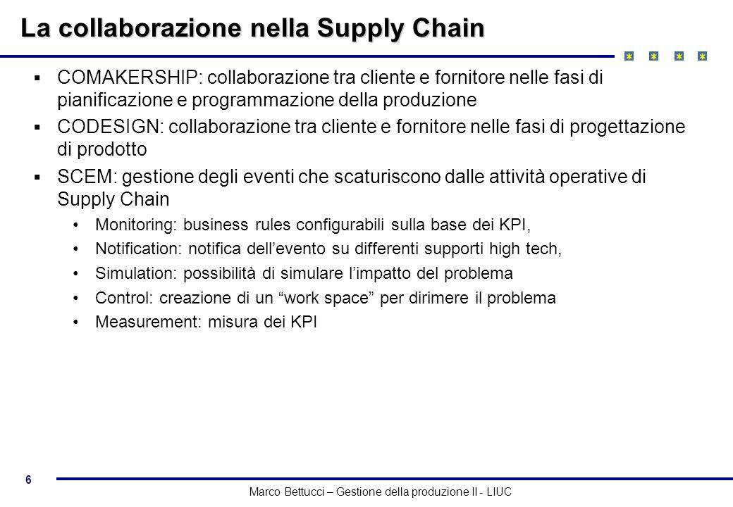 I sistemi per la gestione della supply chain ppt scaricare for Software di progettazione di case di base