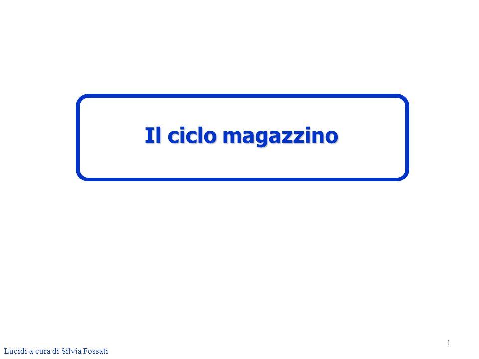 Il ciclo magazzino Lucidi a cura di Silvia Fossati