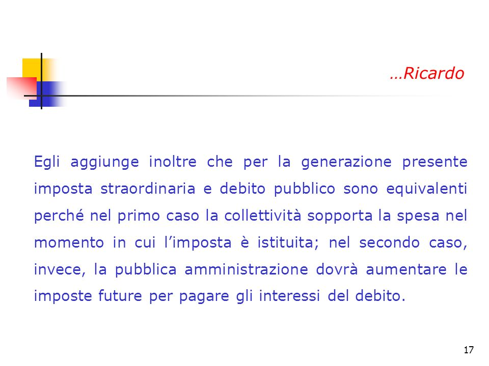 …Ricardo
