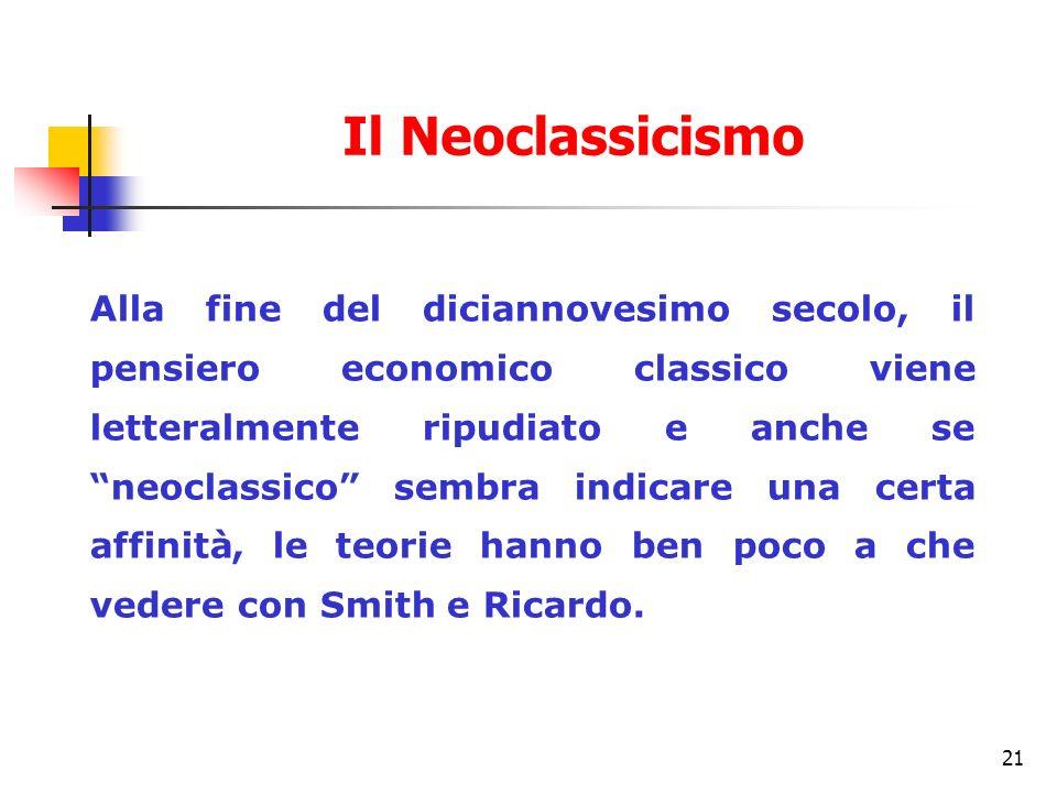 Il Neoclassicismo